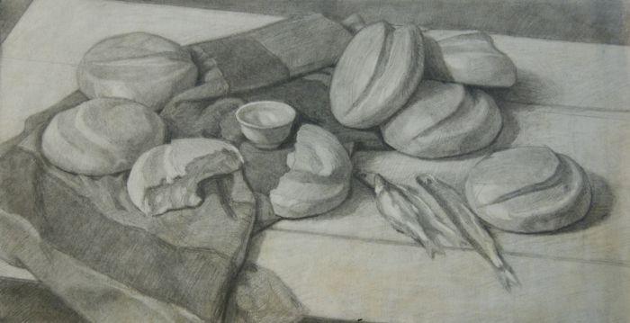Seven loaves